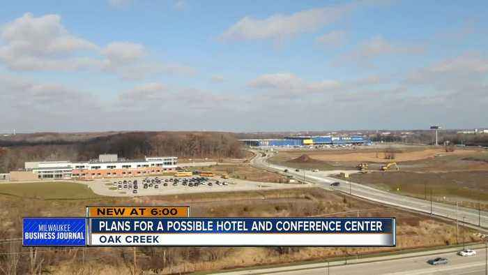 New construction by Ikea may include hotel and conference center