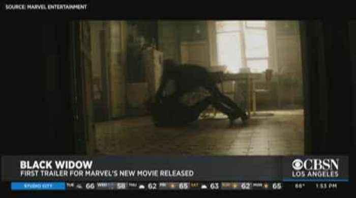 Marvel Studios Releases First Look At 'Black Widow' Starring Scarlett Johansson