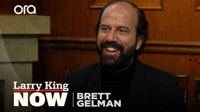 'It's like watching Rickles everyday': Brett Gelman's on Trump's accidental comedy