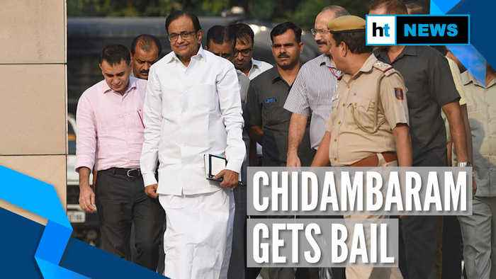 Chidambaram gets bail in INX media case; BJP & Cong engage in twitter war