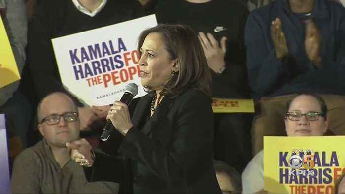 Sen. Kamala Harris Drops Out Of The Presidential Campaign