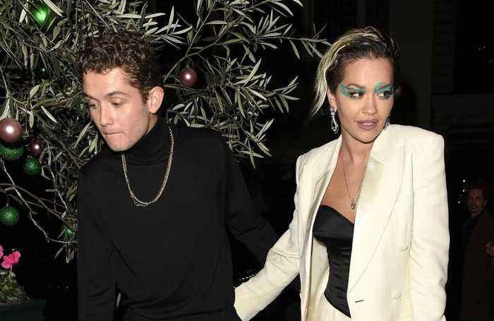 Rita Ora dating Rafferty Law