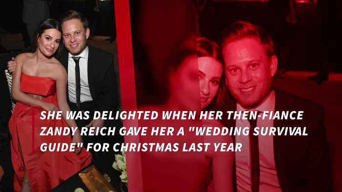 Lea Michele's perfect gift from husband