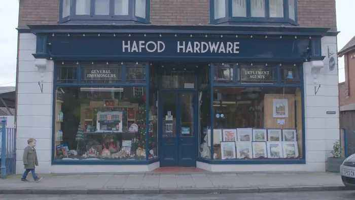 Hafod Hardware releases touching Christmas advert