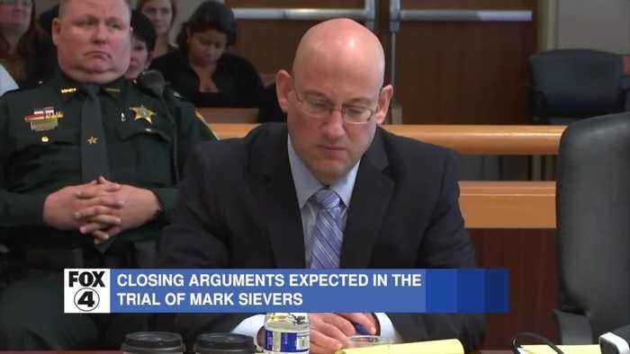 SIEVERS RECAP: Closing arguments underway
