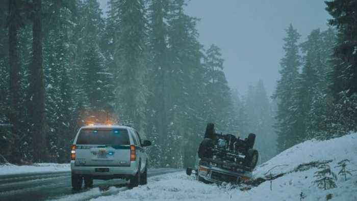 How Light Snowfall is Just as Bad For Drivers as a Winter Snowstorm
