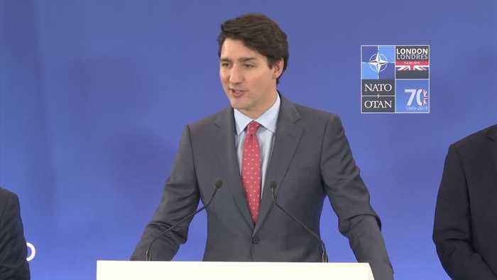 'I Have A Very Good Relationship With Trump': Trudeau