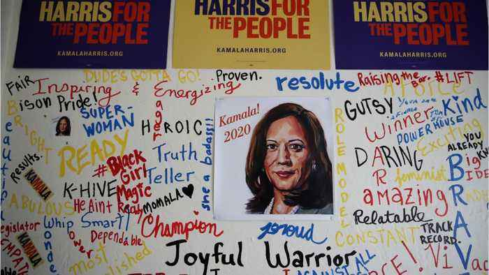 New HashTag Laments Harris Withdrawl