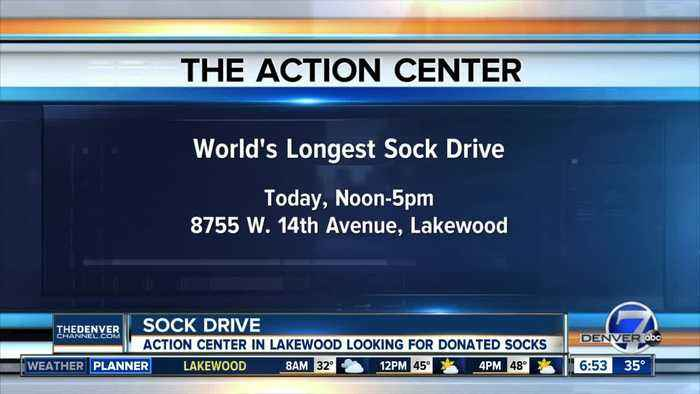 Lakewood nonprofit collecting socks for those in need