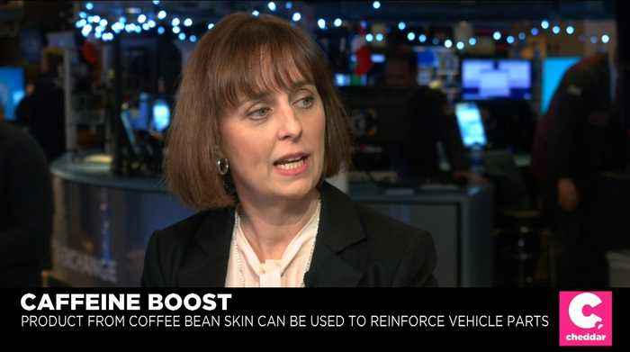Ford and McDonald's Team Up to Build Coffee Bean-Based Car Parts