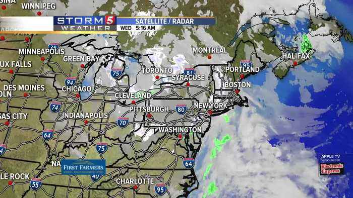 Henry's afternoon forecast: Wednesday, December 4, 2019