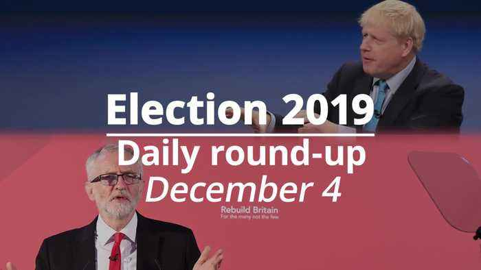 Election 2019: December 4 round-up
