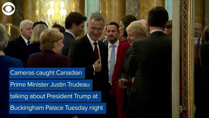 WEB EXTRA: President Trump Calls PM Trudeau 'Two-Faced'
