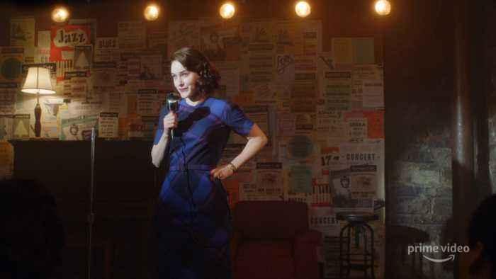 Cast Premieres 'The Marvelous Mrs. Maisel' Season 3