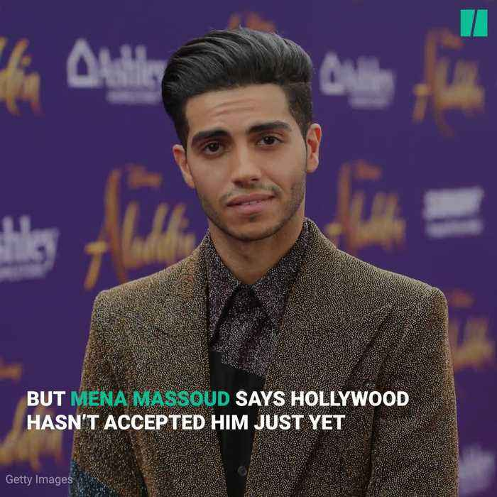 'Aladdin' Actor Mena Massoud Hasn't Gotten An Audition Offer Since Disney