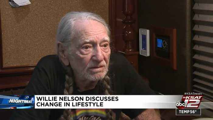 Willie Nelson Says He's Quit Smoking Weed, Reveals It Almost Killed Him