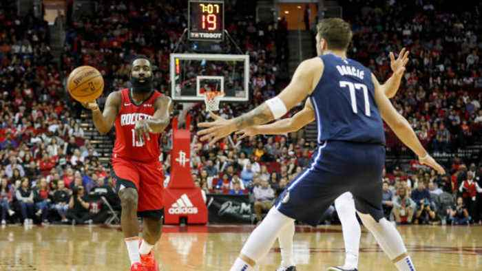 Luka Doncic vs. James Harden: the Debate That Has the NBA World Divided