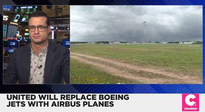 United Airlines Replace Boeing Jets With Airbus Planes
