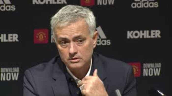 Jose: Utd showed more emotion