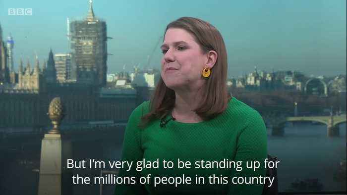 Jo Swinson admits she is unlikely to be the next Prime Minister