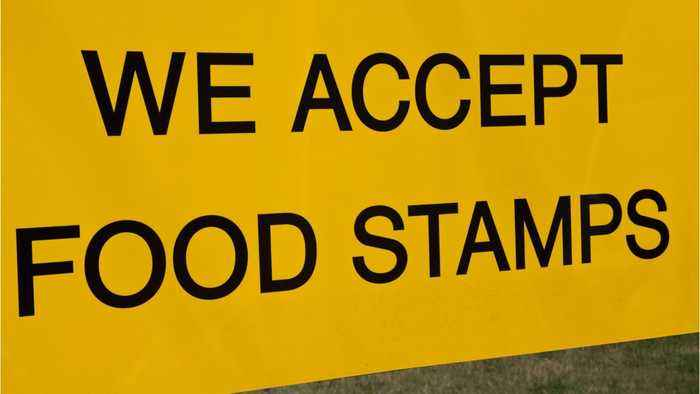 Trump Admin To Kick Hundreds Of Thousands Of 'Able-Bodied' Off Food Stamps