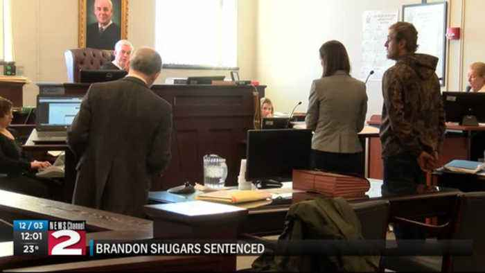 Shugars sentenced in Oneida County Court