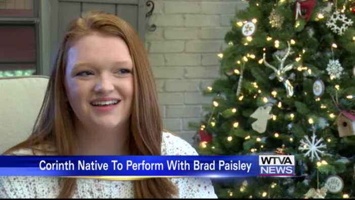 Local cancer survivor to sing alongside country music star Brad Paisley