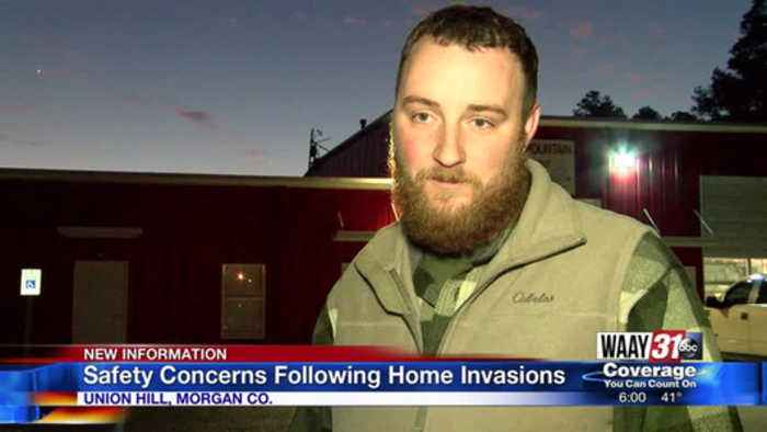 Morgan Co. Residents Meet To Discuss Recent Home Invasions