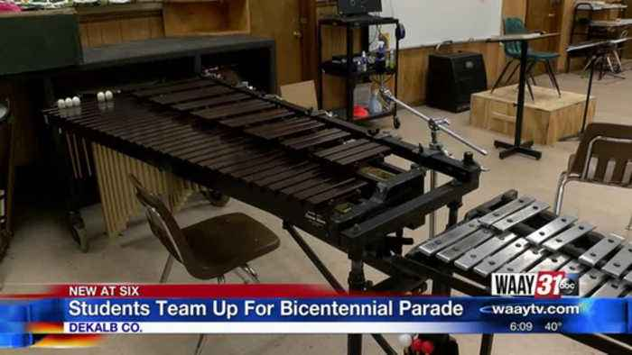 Students Head to Montgomery to Perform at Alabama's Bicentennial