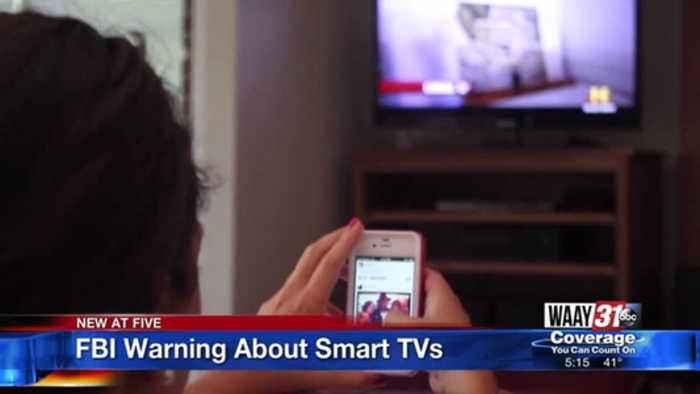 FBI Warning About Smart TVs