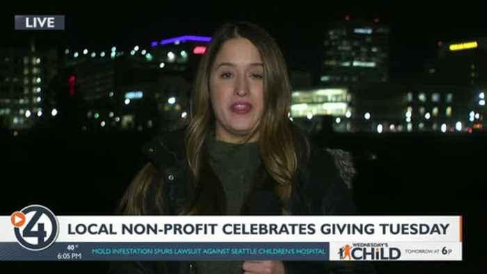 Local non-profit celebrates Giving Tuesday