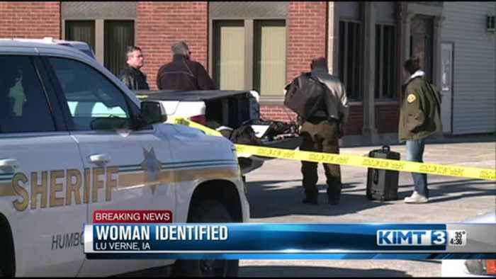 Victim of Lu Verne bank shooting identified as Algona woman
