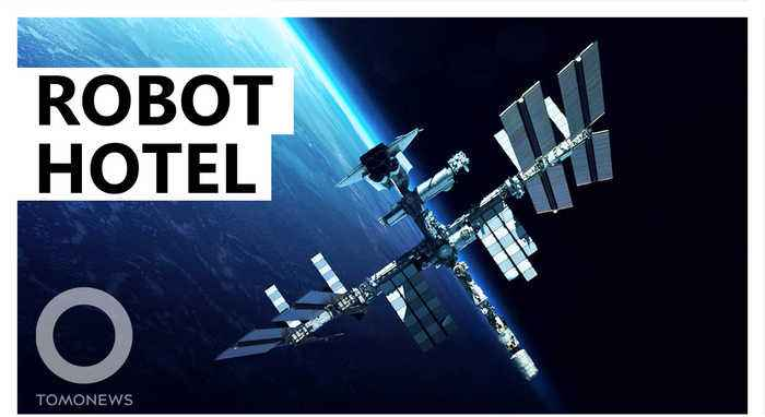 NASA to attach 'robot hotel' to International Space Station