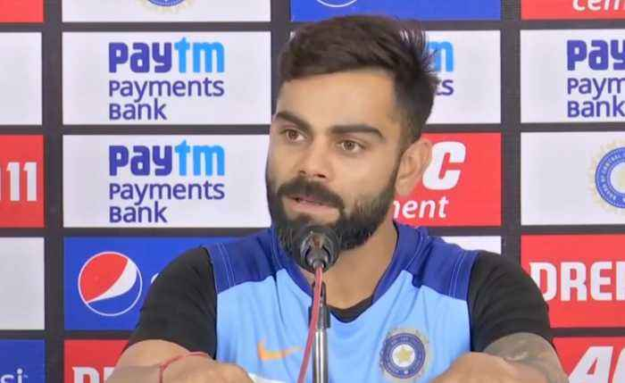 India vs West Indies : Virat Kohli says Team India doesn't believe in T20I rankings | OneIndia News