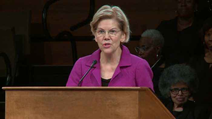 Warren Campaign In Trouble After New Poll