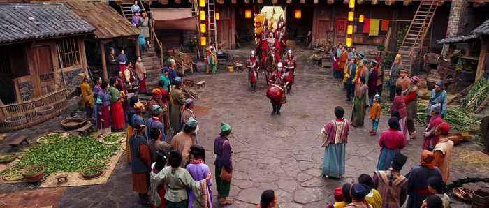 Disney's Mulan Movie (2020)
