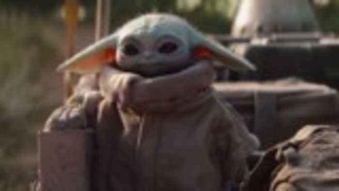 Director Jon Favreau Talks All Things Baby Yoda | THR News