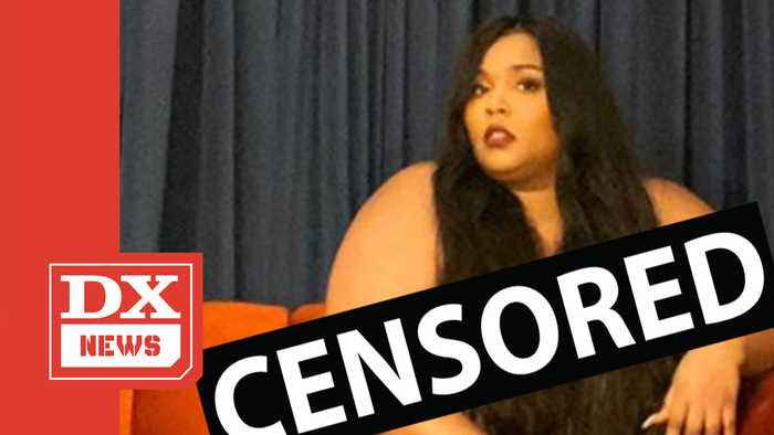 Lizzo Poses Fully Nude For The Gram
