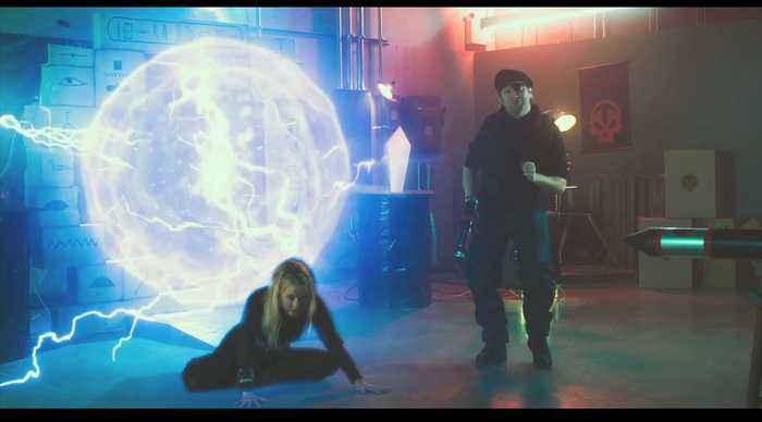 The Psyborgs Movie