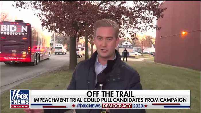 Biden No, I Wont Be An Impeachment Witness