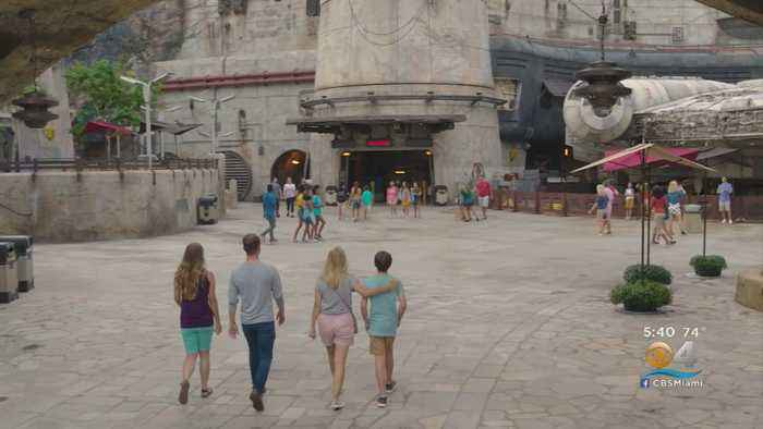 Trending Now: New 'Star Wars' Ride To Open At Disney's Hollywood Studios