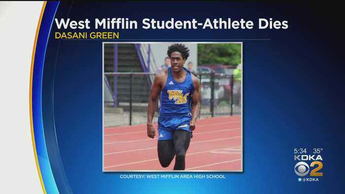 West Mifflin Area High School Mourns Death Of Student-Athlete