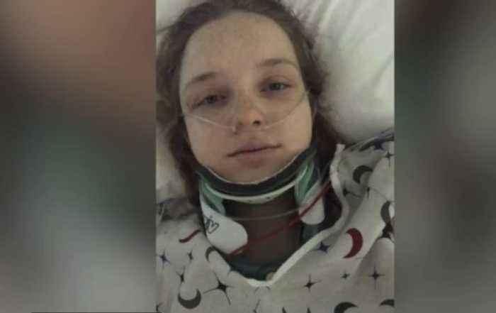 Car crash victim inspired to pursue nursing after cared for by hospital nurse