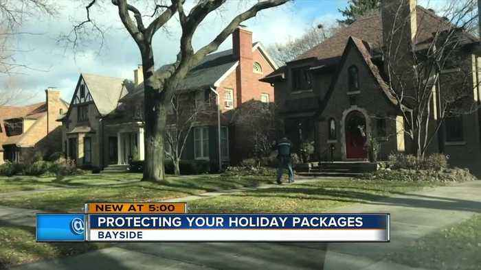 Tips to protect your packages from porch pirates this holiday season