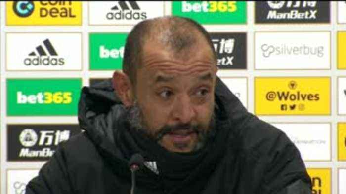Nuno: Hard work is paying off