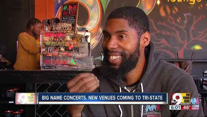Cincinnati's music scene is all set for a busy 2020