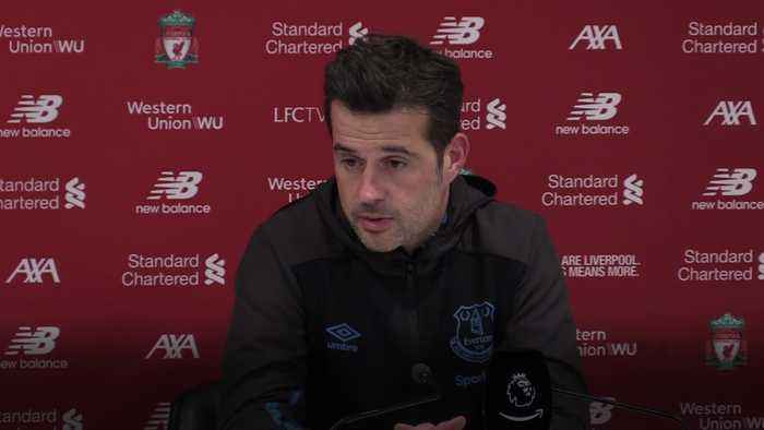 Marco Silva refuses to discuss future after Merseyside derby defeat