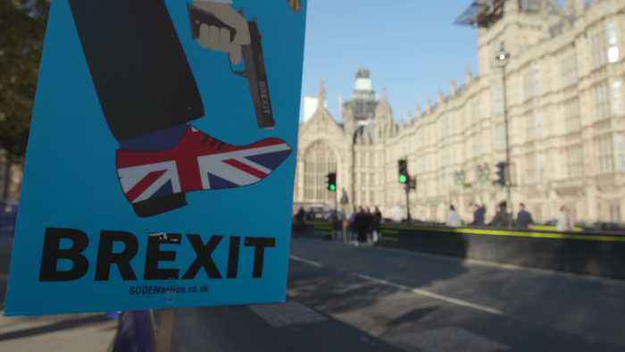 Brexit: 57 days until Britain is scheduled to leave the EU