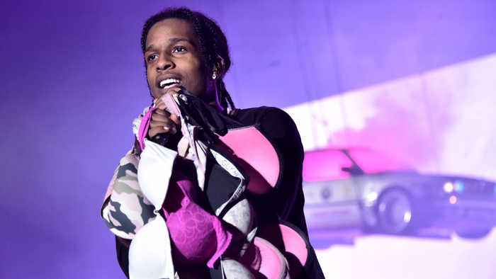 A$AP Rocky won't be performing at Swedish prison