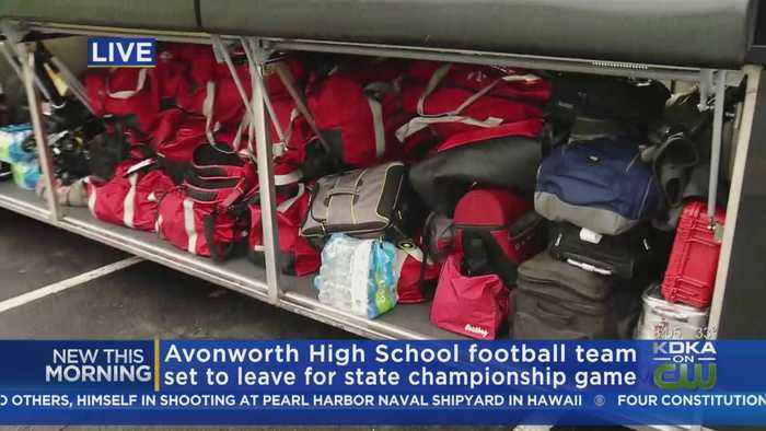 Avonworth HS Football Team Headed To Hershey For Championship Game